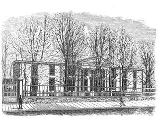 Deaf and Dumb Institution ca1893