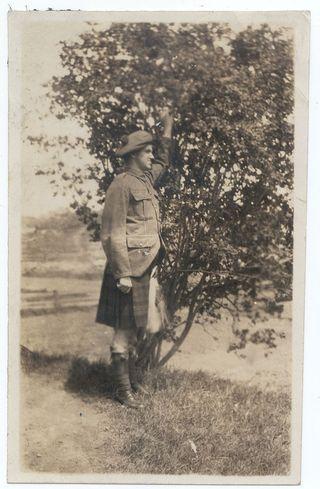 Jim Macdonald Uniform