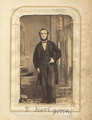 J Scott Hutton