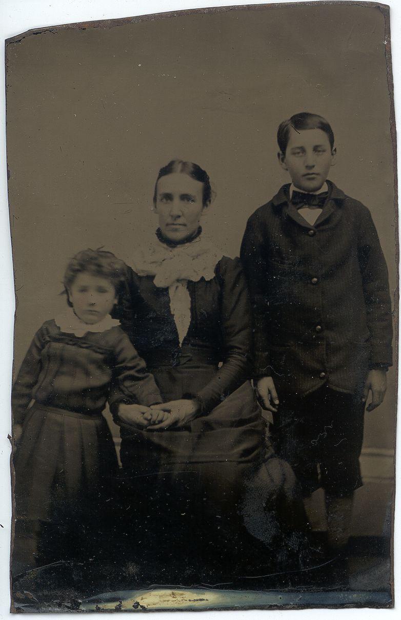 Bertha Mother Erlon