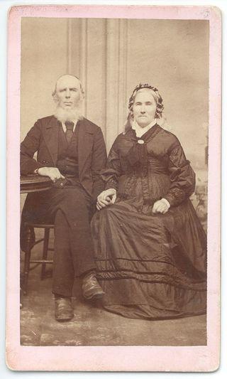 Samuel and Martha Tupper